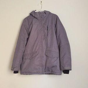 Jackets & Blazers - Alpinetek winter coat grey size medium